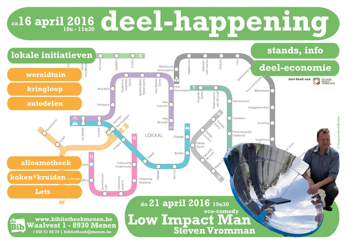 16 april 2016 deel-happening